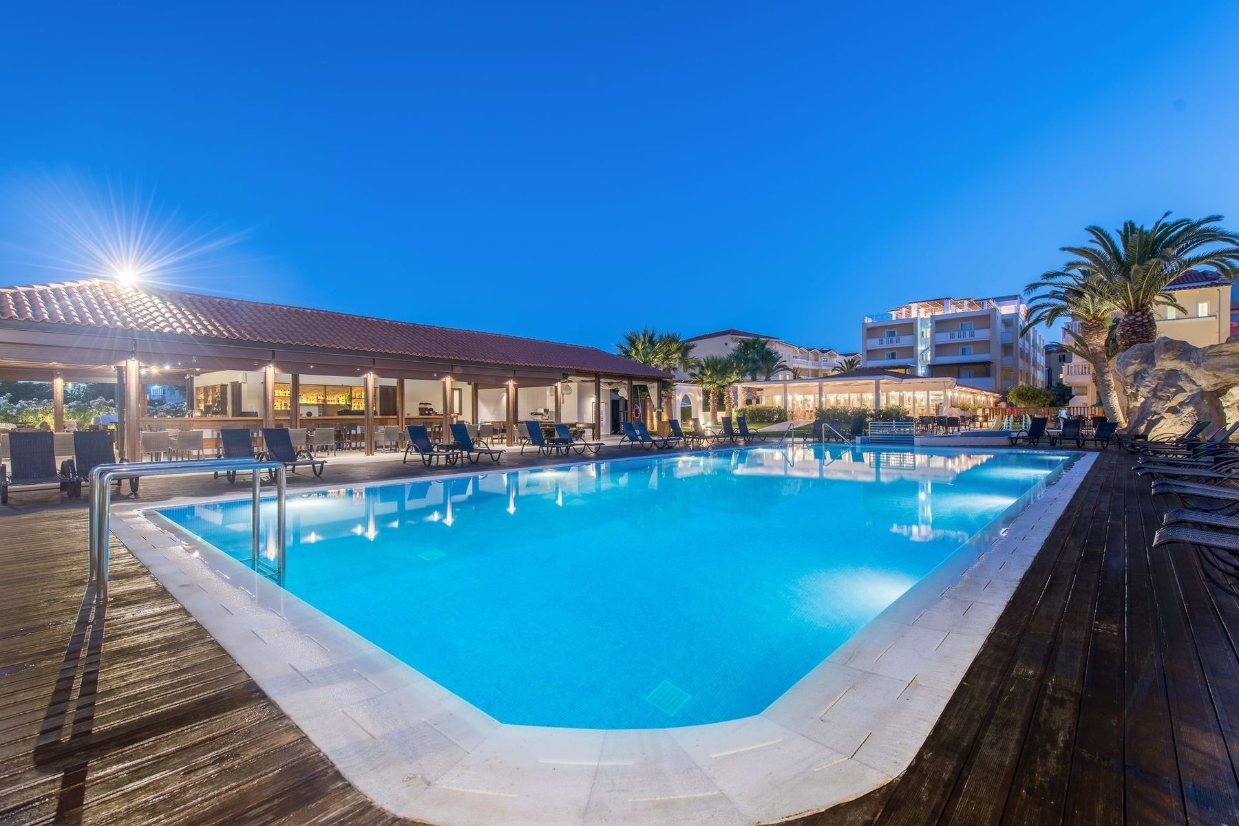 Galaxy Beach Resort 02