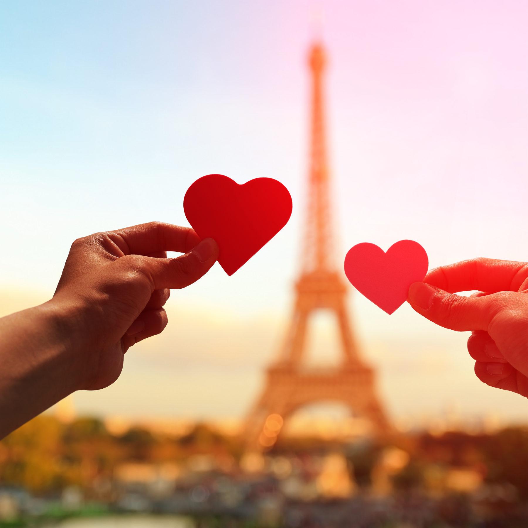 Auteuil Tour Eiffel Valentines