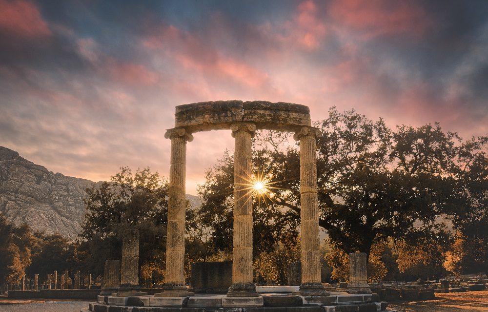 Ancient Greek Odyssey