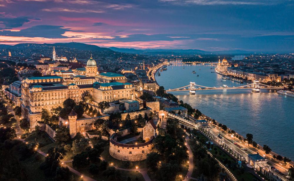 Amsterdam, Prague & Budapest