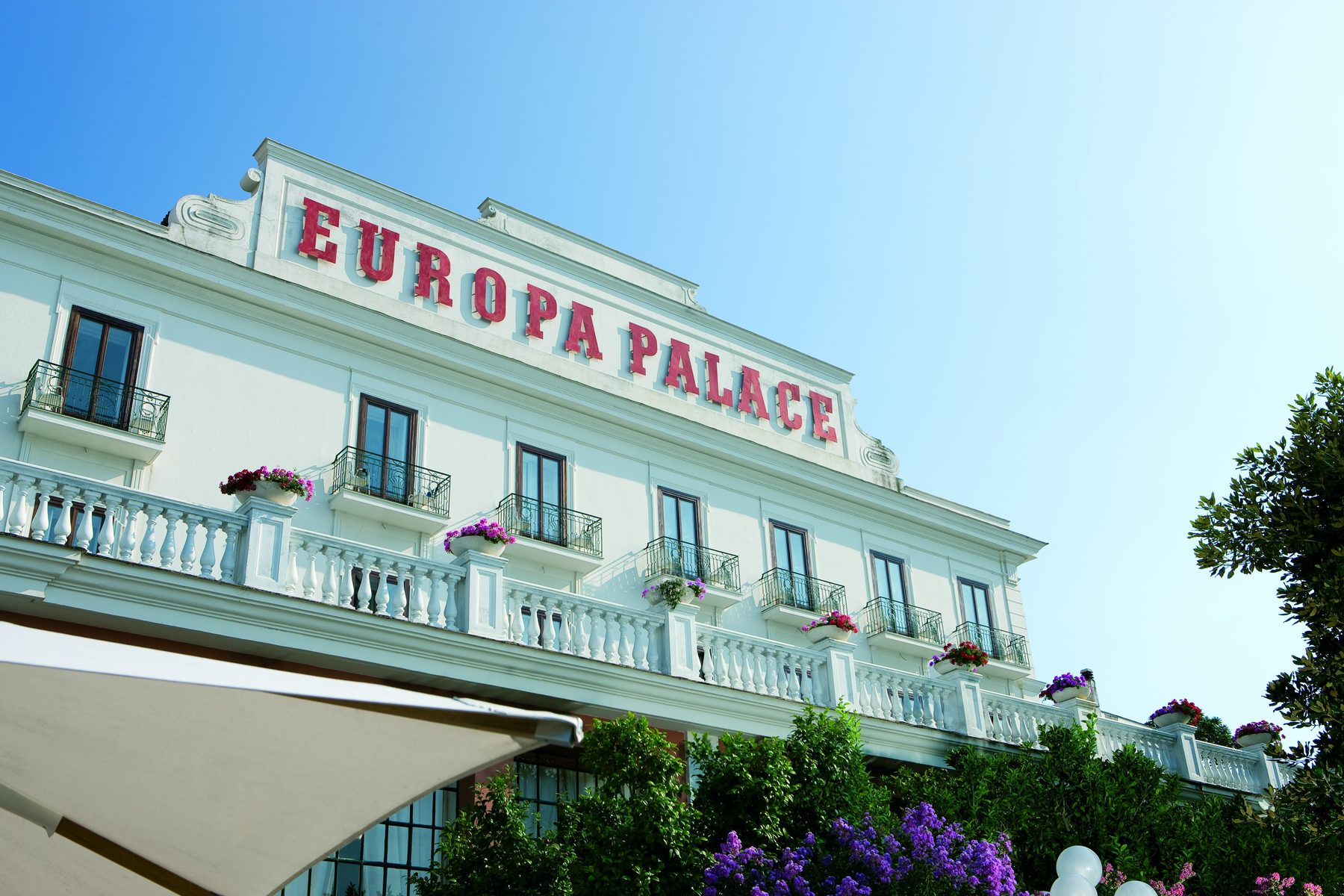 Grand Hotel Europa Palace - Spring 2022