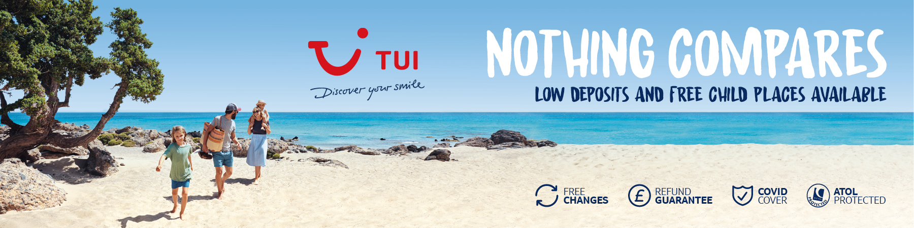 TUI Nothing Compares