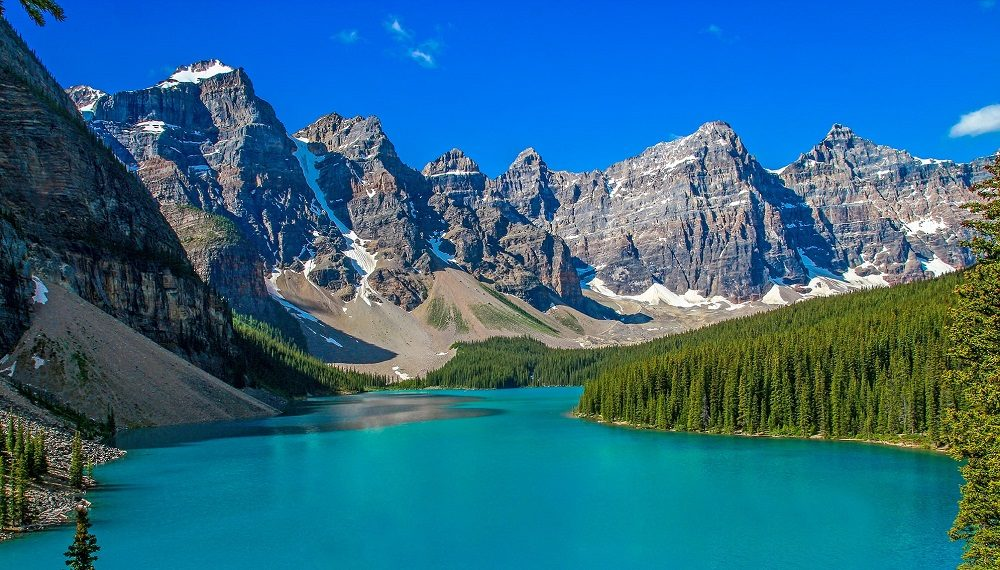 12-Day Rockies Trail Escorted Tour