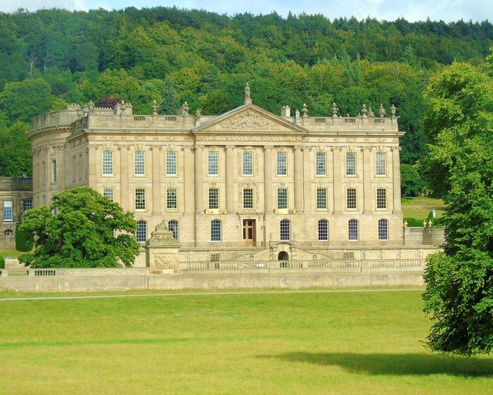 Chatsworth House and the Glorious Peak District