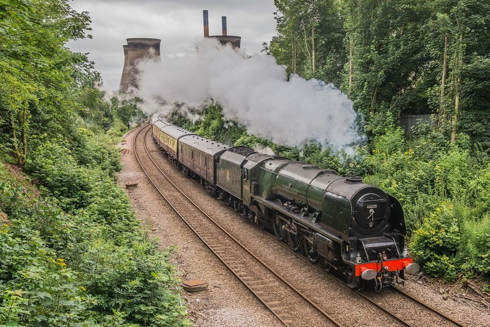 The Flying Scotsman Steam Train Experience