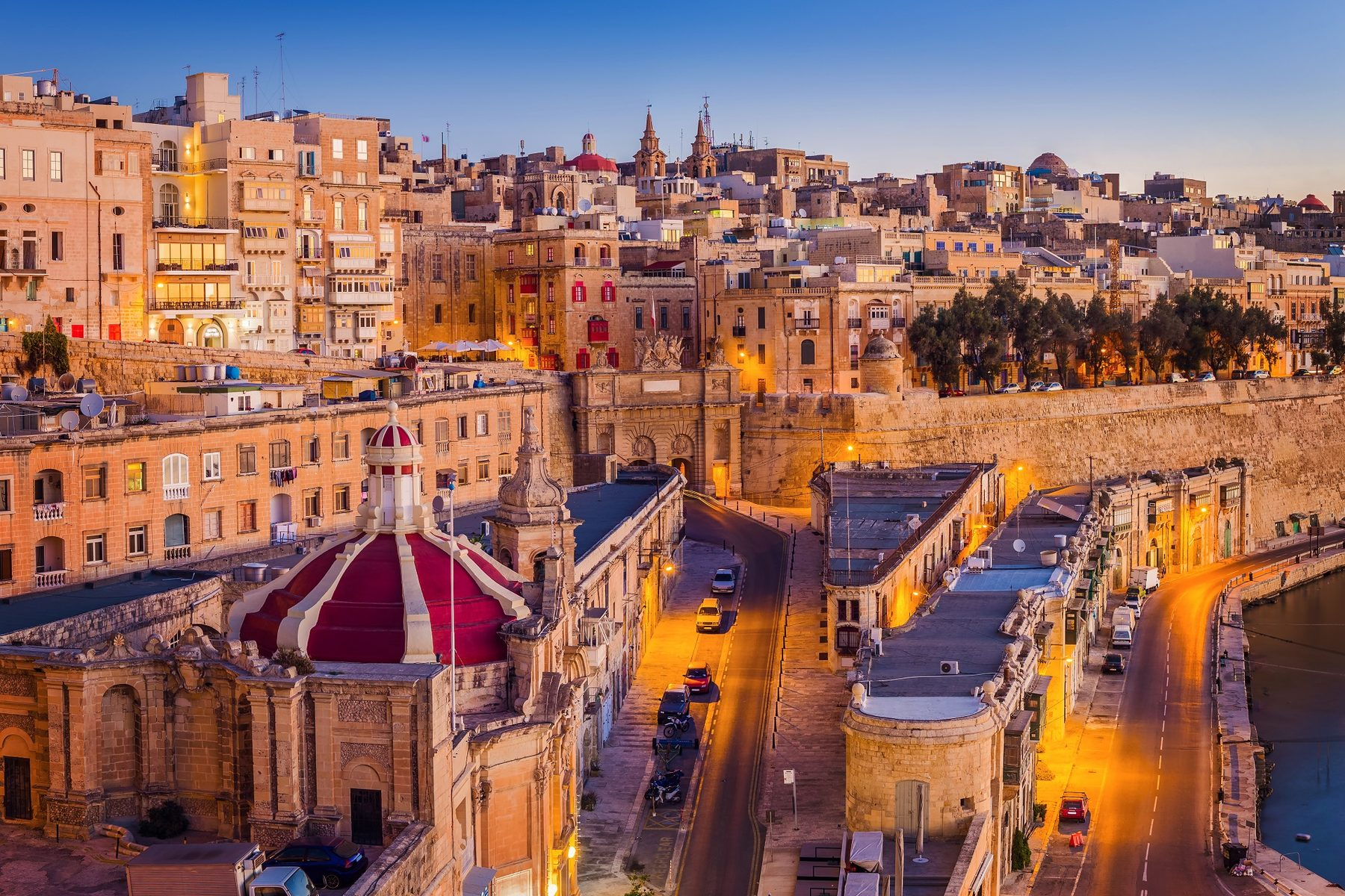 Malta and Gozo: Islands of the Knights