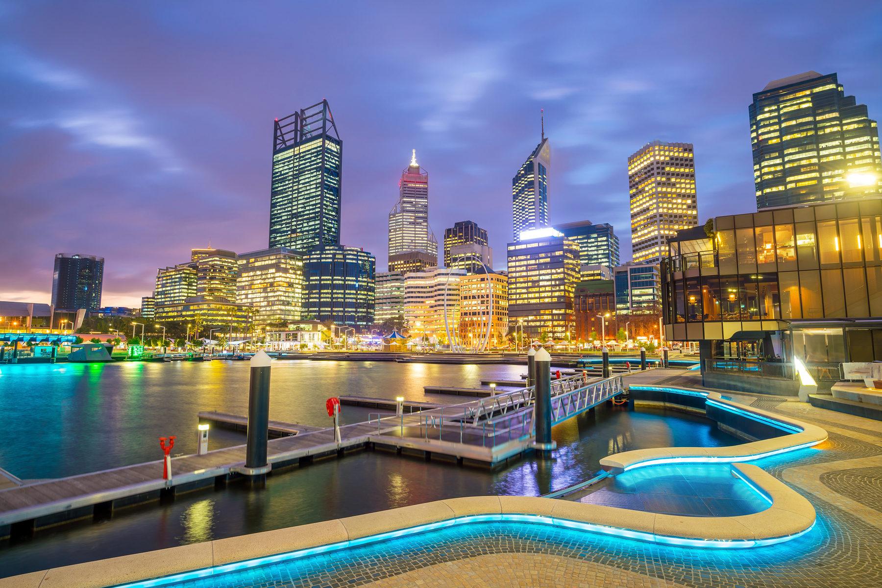 Perth, Adelaide and Sydney Explorer