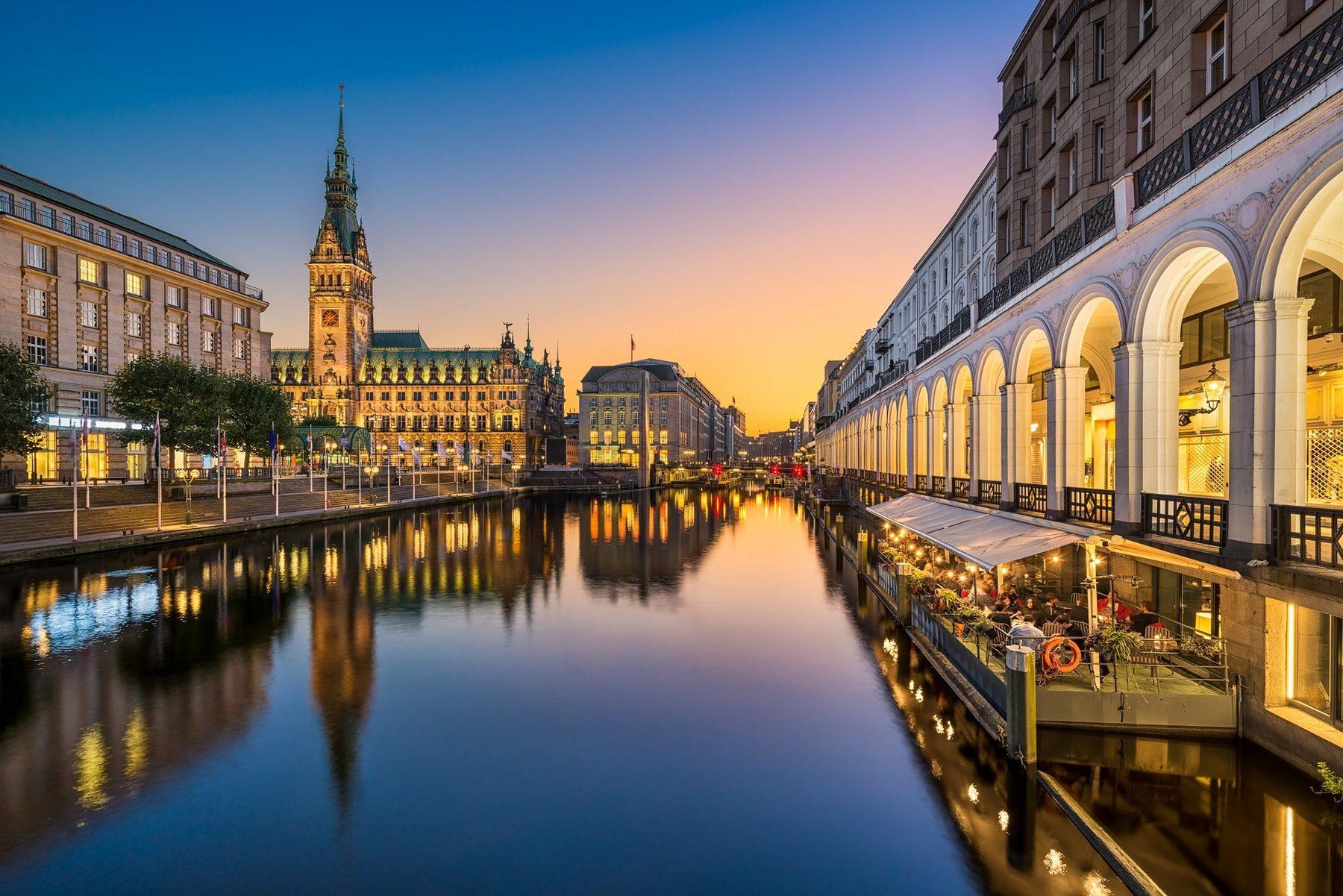 Journey to Hamburg