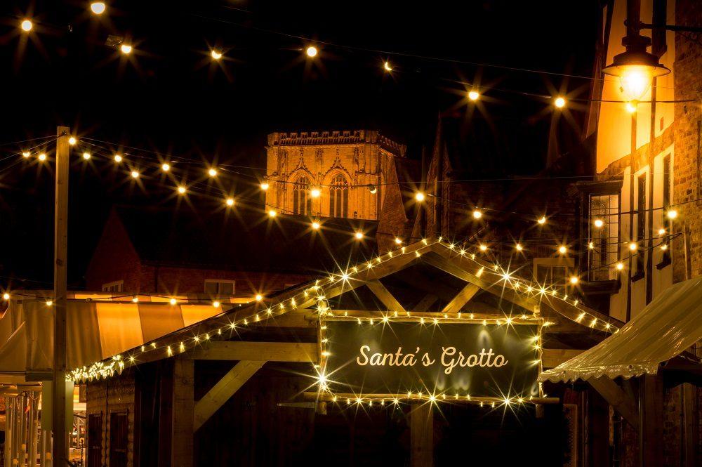 York Christmas Market and Grassington Dickensian Festival
