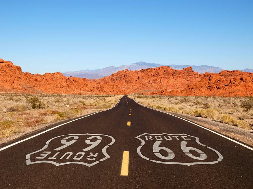 Historic Route 66 Self Drive
