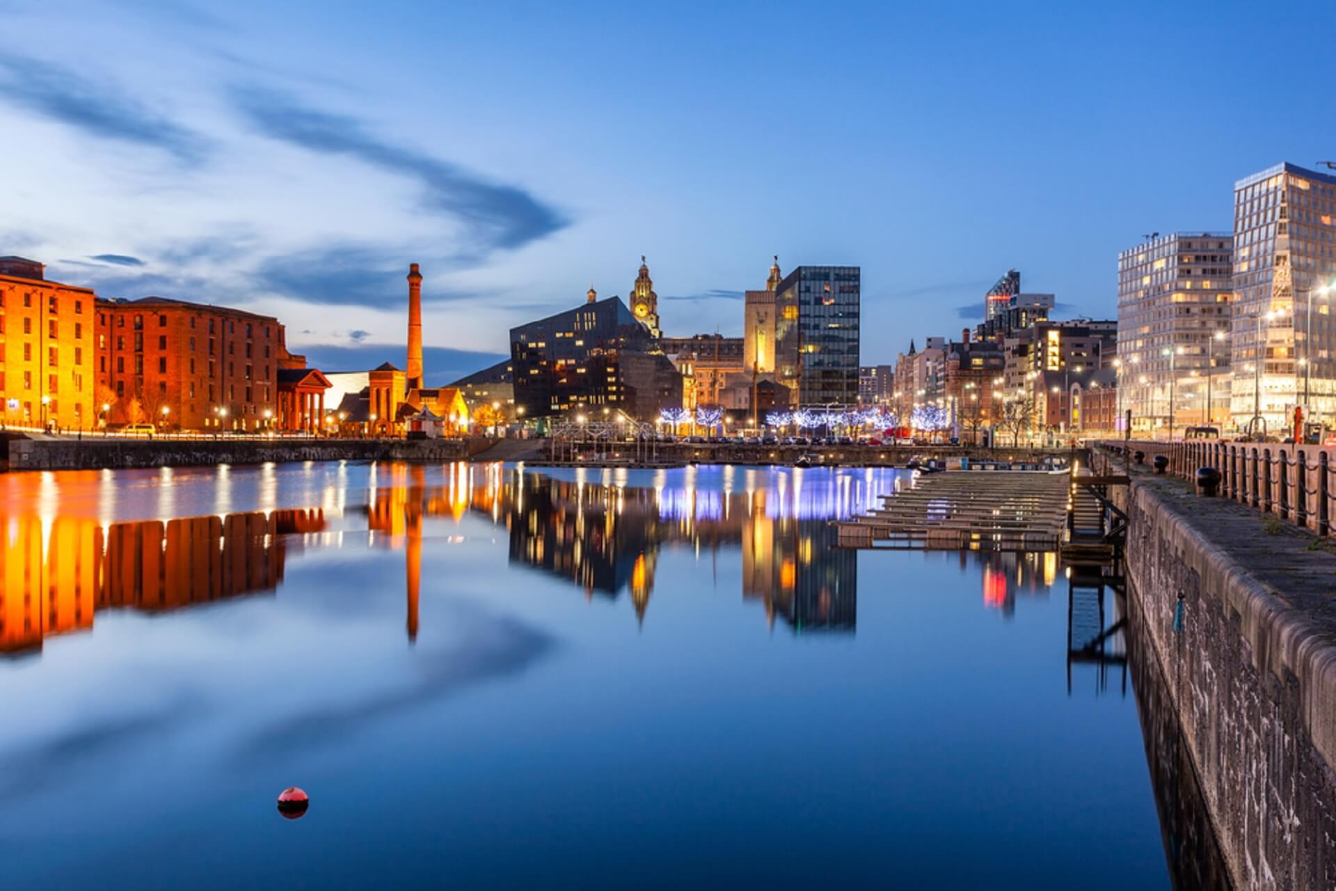Portland, Liverpool & Greenock Cruise