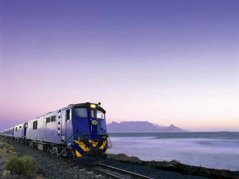 Ultimate South Africa & The Blue Train