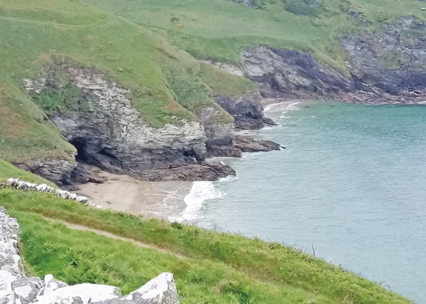 Bossiney Bay