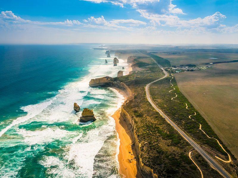 Perth & Great Ocean Road Self Drive