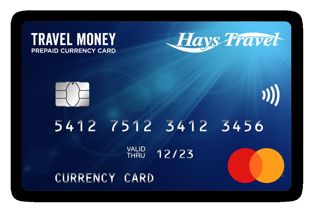 Travel Money Card